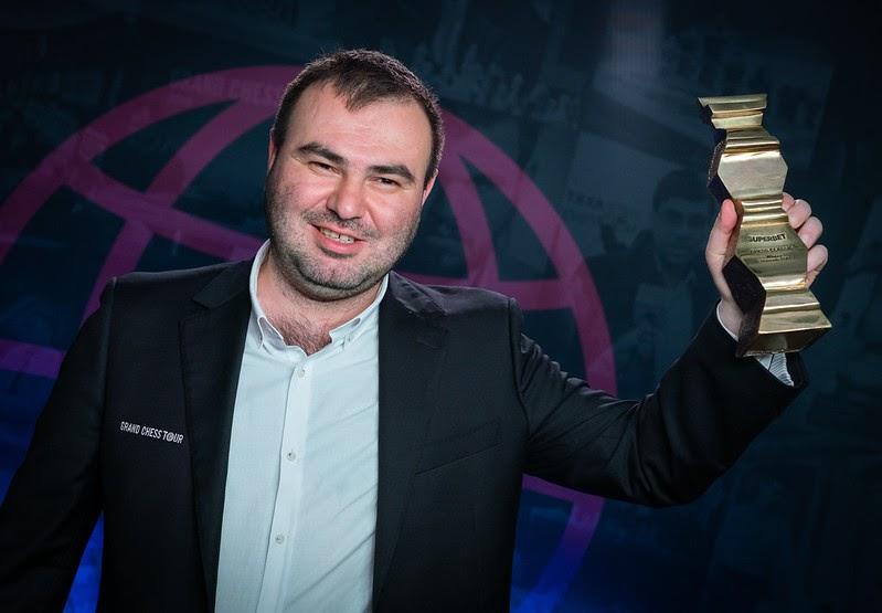 Photo: Grand Chess Tour, Lennart Ootes