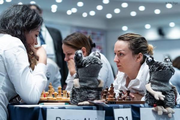 Photo from European Women's Club Cup 2018, Porto Carras, Greece